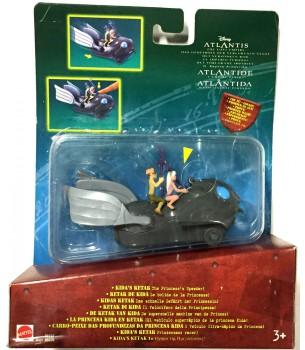 Disney's Atlantis: Kida's...