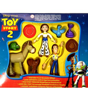 Toy Story 2: Western Pals...