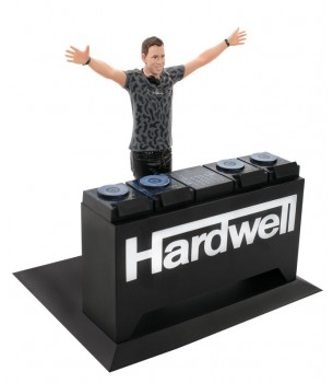 DJ's: DJ Hardwell Action...