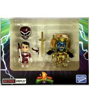 Power Rangers: Metallic Red...