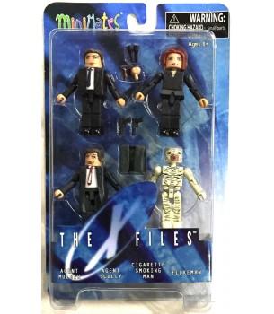 The X-Files: Minimates...