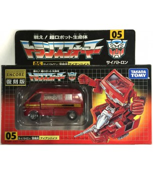 Transformers G1: Ironhide...
