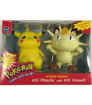 Pokemon: Meowth & Pikachu...