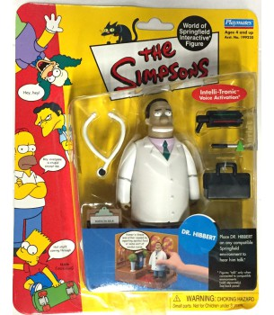The Simpsons: Dr. Hibbert...
