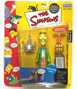 The Simpsons: Professor...