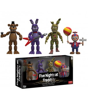 Five Nights at Freddy's:...