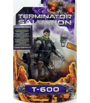 Terminator Salvation: T-600...