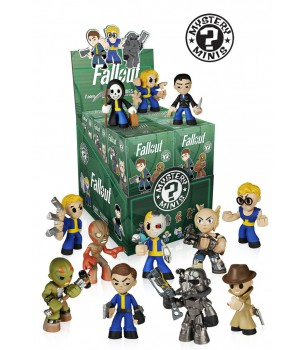 Fallout: Mystery Minis...