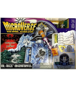 Batman & Robin: Microverse...