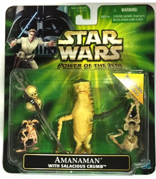 Star Wars POTJ: Amanaman...
