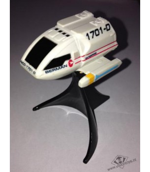 Star Trek: 1701-D Shuttle...