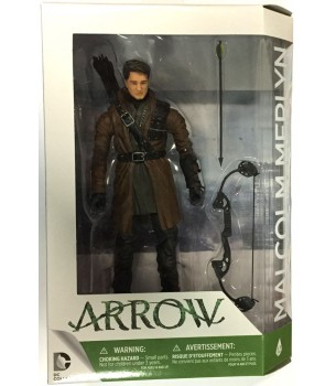 Arrow: Malcolm Merlyn