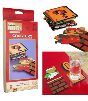 Super Mario Bros: Coasters...