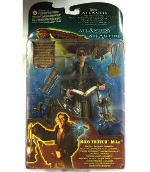 Disney's Atlantis: Milo...