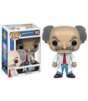 Megaman: Pop! Dr. Wily...