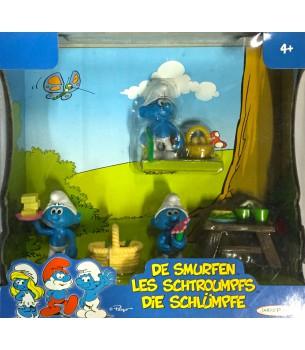 Smurfen: Picknick Action...