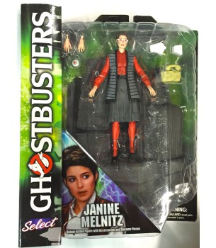 Ghostbusters: Select Janine...