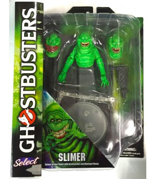 Ghostbusters: Select Slimer...