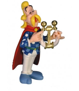 Asterix: Kakofonix met Harp...