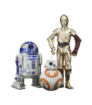 Star Wars: R2-D2, C-3PO &...