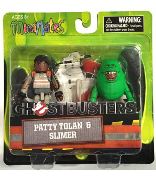 Ghostbusters 2016: Patty...