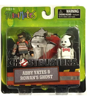 Ghostbusters 2016: Abby...