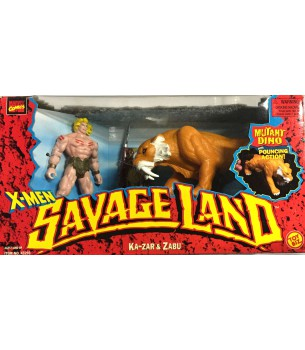 X-Men: Savage Land Savage...