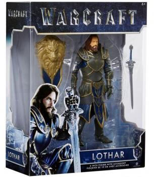 Warcraft Movie: Lothar...