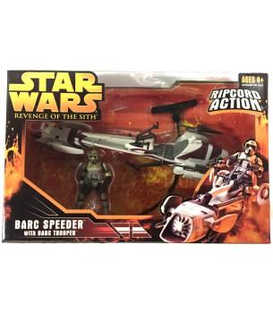 Star Wars: ROTS Barc...