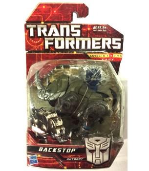 Transformers: Backstop