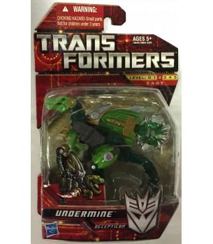 Transformers: Undermine