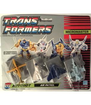 Transformers Micro Masters:...