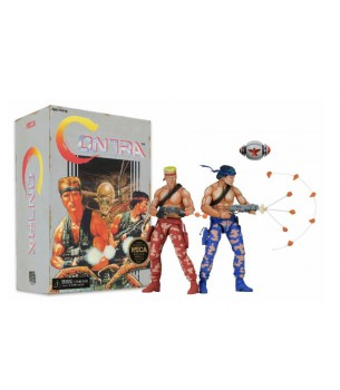 Contra: Bill and Lance...
