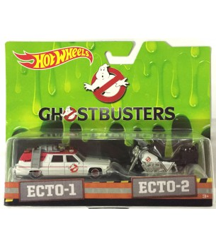 Ghostbusters 2016: Ecto-1 &...