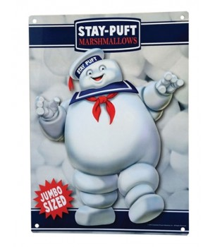 Ghostbusters: Stay Puft...