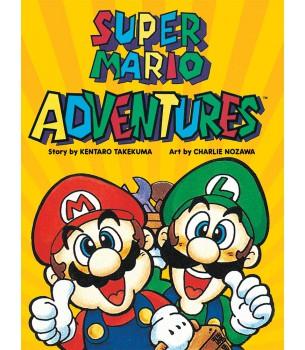 Super Mario Adventures 90's...