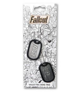 Fallout: Vault 101 Dog Tags
