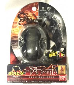 Godzilla 2014: Transforming...