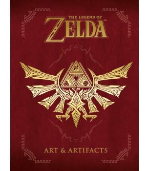 The Legend of Zelda: Art &...