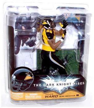 NFL: Hines Ward Batman the...