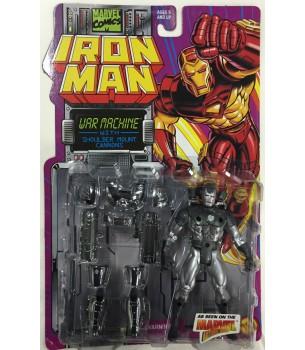 Iron Man 90's Cartoon: War...