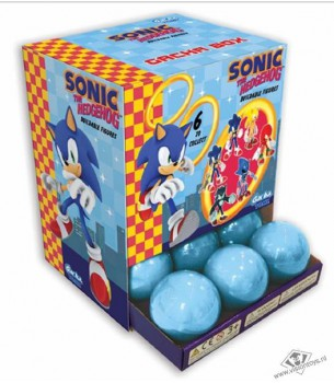 Sonic the Hedgehog: Mystery...