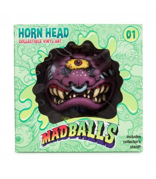 Madballs: Medium Horn Head...