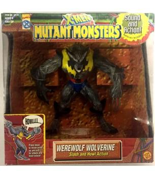 X-Men: Mutant Monsters...