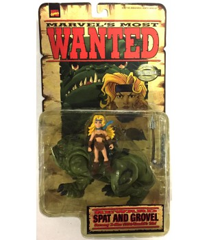 Marvel Most Wanted: Spat &...