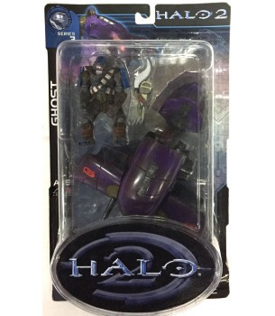 Halo 2: Ghost with 3 inch...