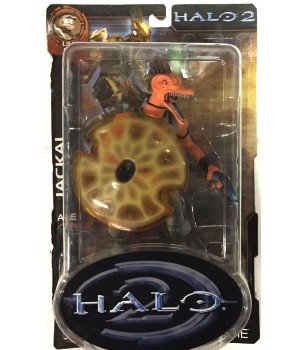 Halo 2: Jackel with Energy...