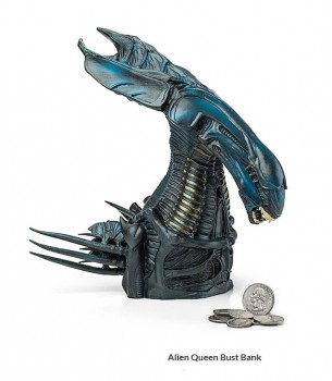 Alien: Alien Queen Bust Bank