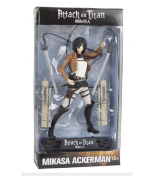 Attack on Titan: Mikasa...