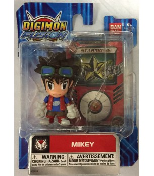 Digimon: Digi Fusion Mikey